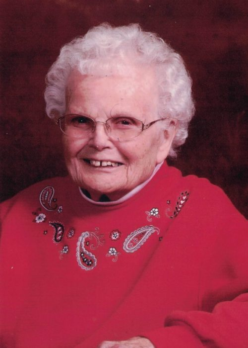 Margaret Borgert10082019